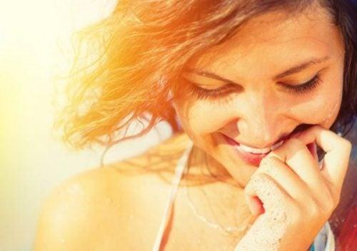 미소짓는 것은 연습으로 늘릴 수 있다