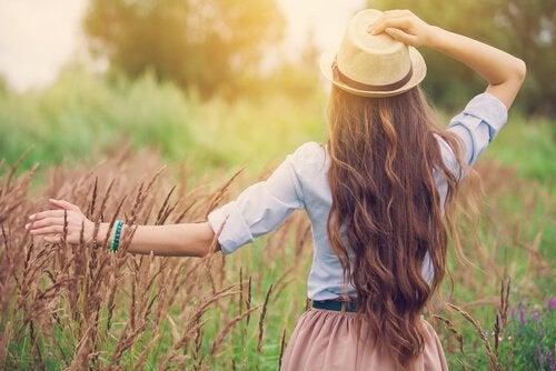 행복이란 스스로 나아갈 길을 아는 것이다