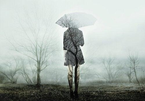 가을 기분 변화 호르몬