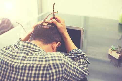 업무 스트레스의 가장 위험한 결과 3가지