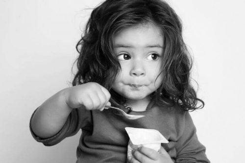 집중력을 높이는 음식: 요거트