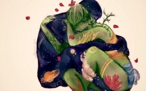 사랑에 대한 생물학적 설명 02