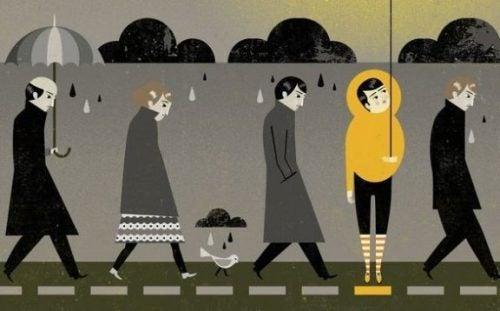 슬픔과 우울의 차이점은 무엇이 있을까?
