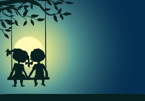 반딧불 길: 진정한 우정 이야기