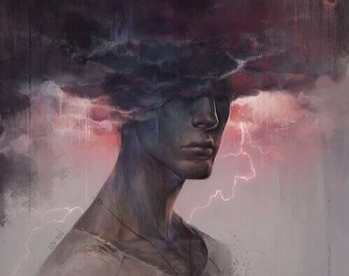 머릿속 구름