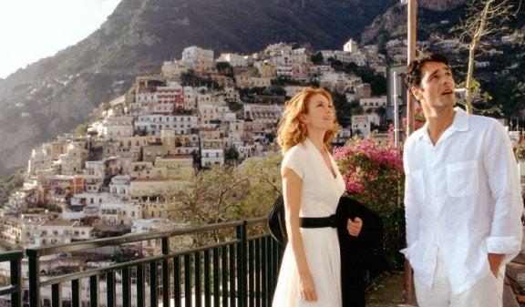 투스카니의 태양: 이혼 후 다시 시작하기