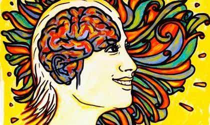 행복은 뇌의 좌측 반구에 위치한다