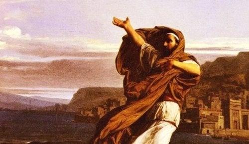 데모스테네스, 위대한 말더듬이 웅변가