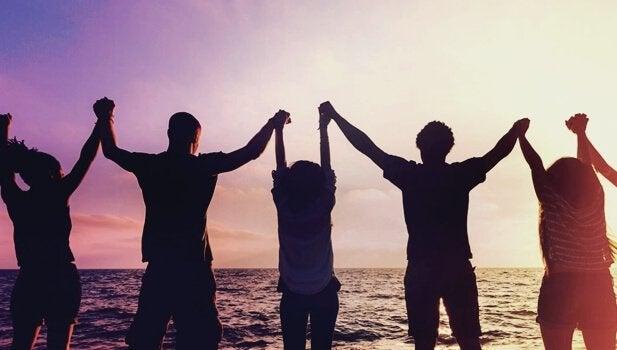 친구의 5가지 유형