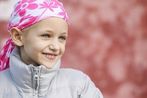 암에 걸린 아이들 - 삶의 질을 향상 시켜주는 방법