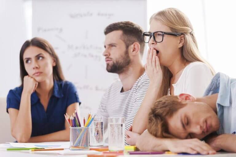 직업 프리젠티즘은 무엇인가?