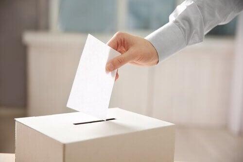스페인을 통해 알아보는 투표 방식