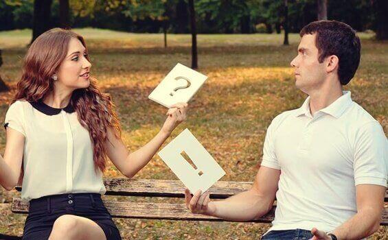 커플이 저지르는 의사소통 실수 5가지