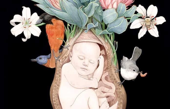 산전 심리학: 아기와 건강한 유대감 구축의 중요성