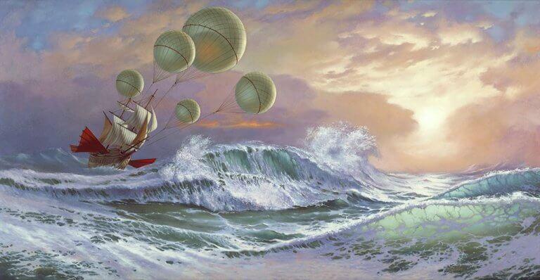 모렐의 발명: 불멸에 대한 아름다운 성찰