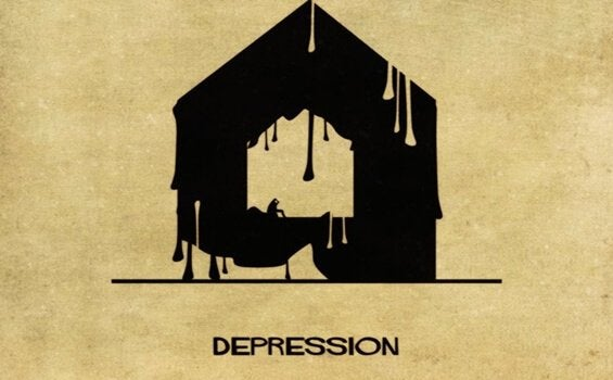 정신 질환을 집에 비유한다면 어떤 모양의 집일까? 01
