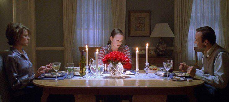 아메리칸 뷰티 저녁식사