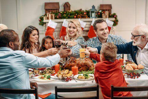 즐거운 가족 모임: 성공 방법 5가지