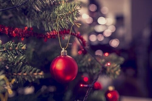 크리스마스를 즐기려면 긍정적인 마음이 필요하다