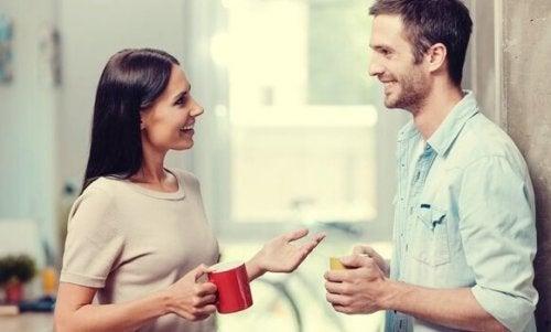긍정적인 대화의 뇌를 변화시키는 힘