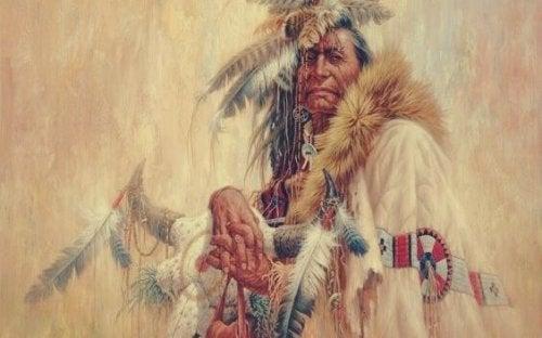 이기심 바이러스: 아메리카 원주민이 말하는 웨티코