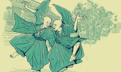 선종 불교에 따른 적과의 싸움에서 승리하기