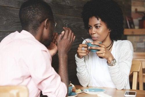 의식적인 듣기: 너그러움의 행동