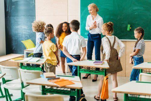 교육에 대한 인식 체계 변화