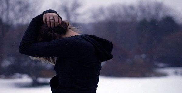 감정적 추리와 우울증