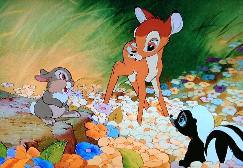 9. 밤비(Bambi)