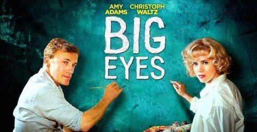 영화 빅 아이즈(Big Eyes), 여성과 예술계를 말한다