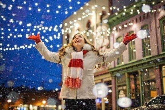 크리스마스 전통의 심리학적 이점