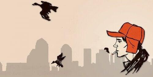 호밀밭의 파수꾼: 저주받은 책