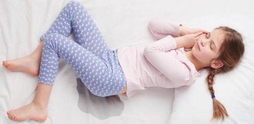 야뇨증: 원인, 증상 그리고 치료법 01