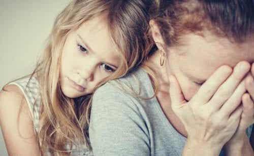 부모가 다중 인격장애를 갖고 있을 때