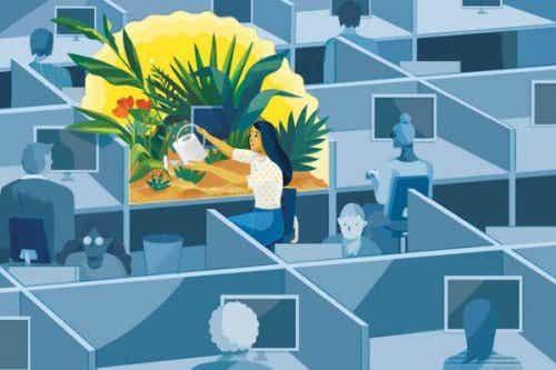 직장에서의 마음 챙김: 건강을 위한 6가지 핵심