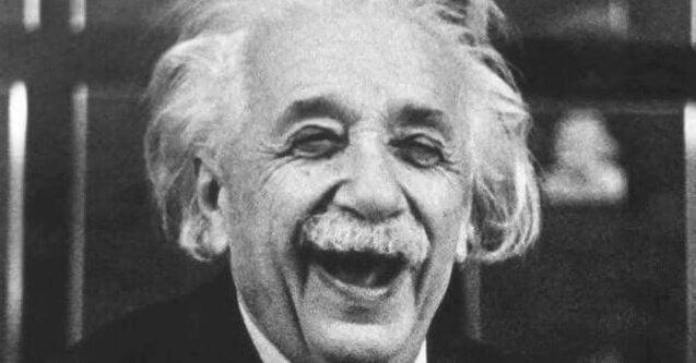 아인슈타인의 유머 감각과 지능 및 창의성