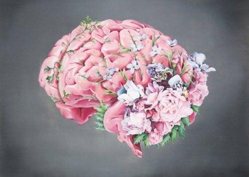 감정적 스트레스 저항력을 가진 두뇌