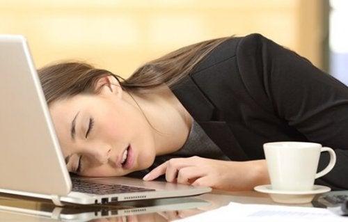 기면증의 증상과 치료