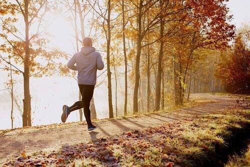 사람들은 언제 달리기 중독이 되는가?