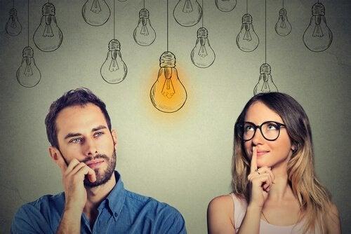 성별에 따른 지능의 차이가 존재할까?