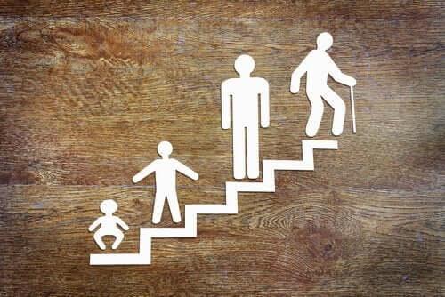 에릭슨의 정신 사회 발달 단계 이론