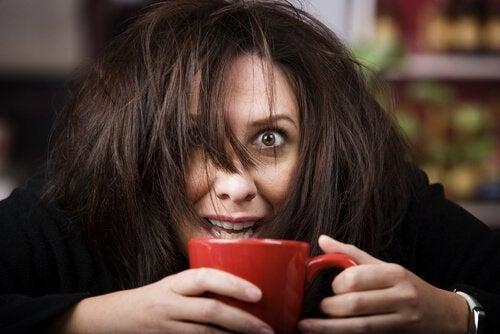 카페인 중독