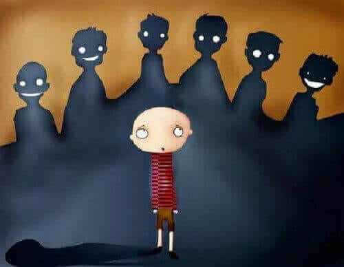 집단 괴롭힘을 당한 경우 발생하는 문제들