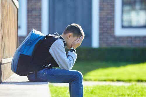학교 불안: 학교를 거부하는 학생들의 심리 상태 분석