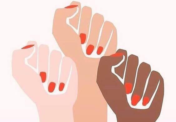 다양한 가치관을 가진 개인들이 사회에 공존함을 보여주는 그림