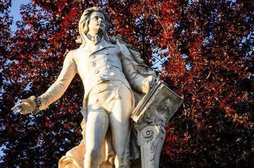 볼프강 아마데우스 모차르트는 불후의 천재였다