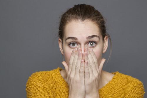 후각참조증후군: 나에게 나쁜 냄새가 난다고 믿을 때