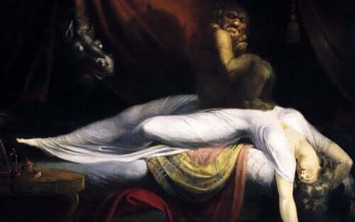 수면마비: 악마의 방문