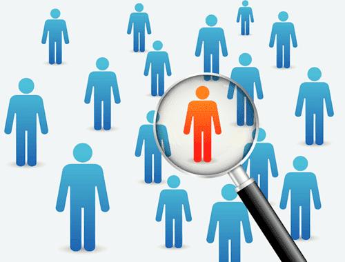 그룹 면접: 눈에 띄는 사람 찾기